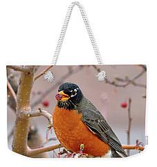 Spring Is Coming Weekender Tote Bag by Betty LaRue