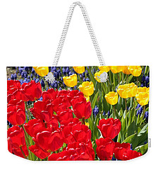 Spring Sunshine Weekender Tote Bag by Carol Groenen