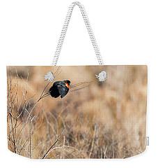 Springtime Song Weekender Tote Bag by Bill Wakeley