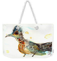Stop And Smell What? Weekender Tote Bag by Dawn Derman