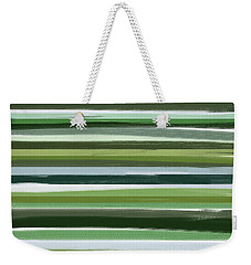 Summer Of Green Weekender Tote Bag by Lourry Legarde