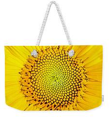 Sunflower  Weekender Tote Bag by Edward Fielding