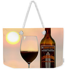 Surf Tomorrow  Weekender Tote Bag by Jon Neidert