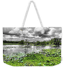 Swamp Weekender Tote Bag by Dan Sproul