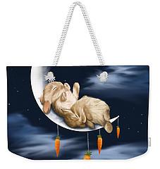 Sweet Dreams Weekender Tote Bag by Veronica Minozzi
