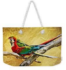 Sweet Sweet Love Weekender Tote Bag by Lois Bryan