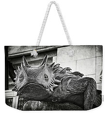 Tcu Horned Frog 2014 Weekender Tote Bag by Joan Carroll