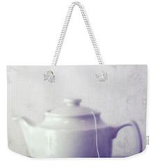 Tea Jug Weekender Tote Bag by Priska Wettstein