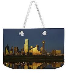 Texas Gold Weekender Tote Bag by Rick Berk
