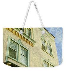 The Adrian Weekender Tote Bag by Jon Neidert