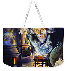 The Alchemist Weekender Tote Bag by Andrew Farley