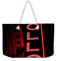 The Apollo Weekender Tote Bag by Ed Weidman