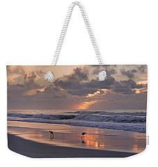The Best Kept Secret Weekender Tote Bag by Betsy Knapp