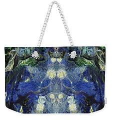 The Blue Beetle  Weekender Tote Bag by Dan Sproul