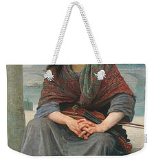 The Bohemian Weekender Tote Bag by William Adolphe Bouguereau