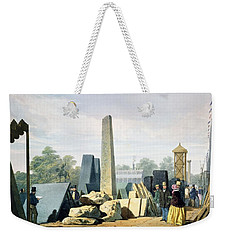 The Exterior, From Dickinsons Weekender Tote Bag by English School