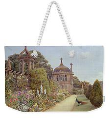 The Gardens At Montacute In Somerset Weekender Tote Bag by Ernest Arthur Rowe