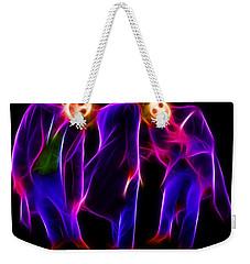 The J Oker Weekender Tote Bag by Daniel Janda