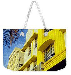 The Leslie Weekender Tote Bag by Jon Neidert