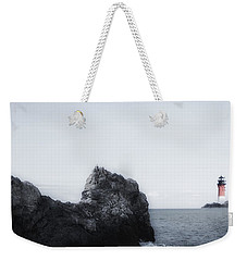 The Lighthouse Weekender Tote Bag by Joana Kruse