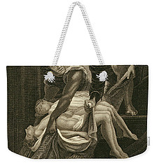 The Murder Of The Two Princes Weekender Tote Bag by James Northcote