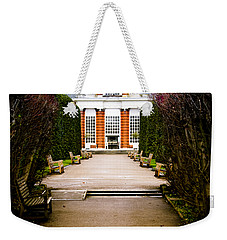 The Path To The Orangery Weekender Tote Bag by Christi Kraft