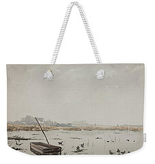 The Pond  Weekender Tote Bag by Henri Duhem