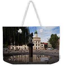 The Renaissance Town Hall And Central Weekender Tote Bag by Panoramic Images
