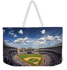The Stadium Weekender Tote Bag by Rick Berk