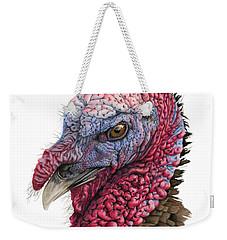 The Turkey Weekender Tote Bag by Sarah Batalka