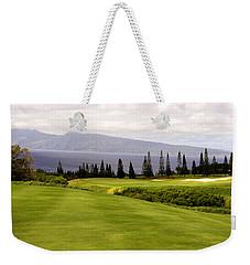 The View Weekender Tote Bag by Scott Pellegrin