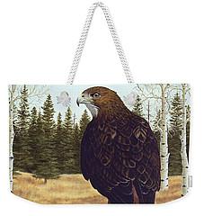 The Watchful Eye Weekender Tote Bag by Rick Bainbridge