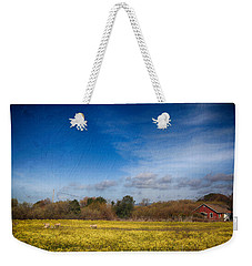 Times Like These Weekender Tote Bag by Laurie Search