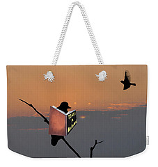 To Kill A Mockingbird Weekender Tote Bag by Bill Cannon