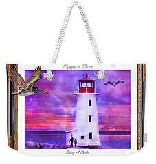 Together Weekender Tote Bag by Betsy Knapp