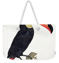 Toucan Weekender Tote Bag by Jacques Barraband