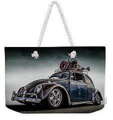 Toyland Express Weekender Tote Bag by Douglas Pittman