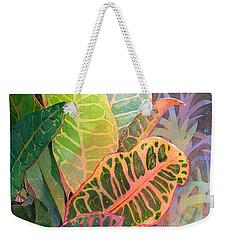 Trailblazers Weekender Tote Bag by Kris Parins