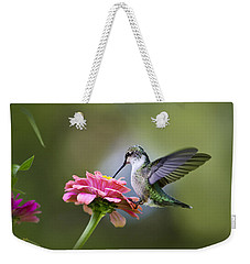 Tranquil Joy Weekender Tote Bag by Christina Rollo