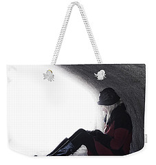 Tunnel Weekender Tote Bag by Joana Kruse