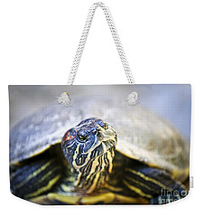 Turtle Weekender Tote Bag by Elena Elisseeva