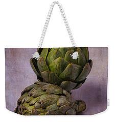 Two Artichokes Weekender Tote Bag by Garry Gay