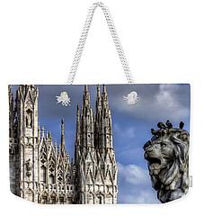 Urban Jungle Milan Weekender Tote Bag by Carol Japp