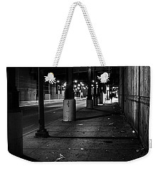 Urban Underground Weekender Tote Bag by Scott Norris
