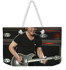 Van Halen-7393b Weekender Tote Bag by Gary Gingrich Galleries