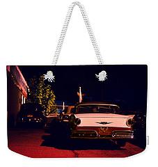 Velvet Underground Weekender Tote Bag by Laura Fasulo