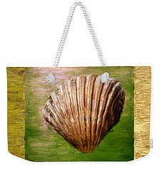 Verde Beach Weekender Tote Bag by Lourry Legarde