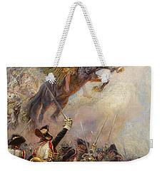Victory Weekender Tote Bag by Jean-Baptiste Edouard Detaille