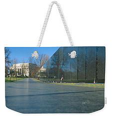 Vietnam Veterans Memorial, Washington Dc Weekender Tote Bag by Panoramic Images