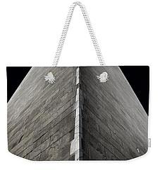 Washington Monument Weekender Tote Bag by Marianna Mills